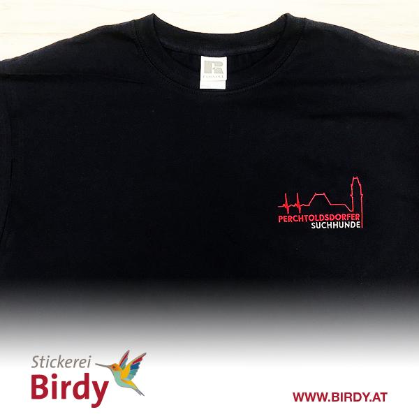Perchtholdsdorfer Suchhunde T-Shirt