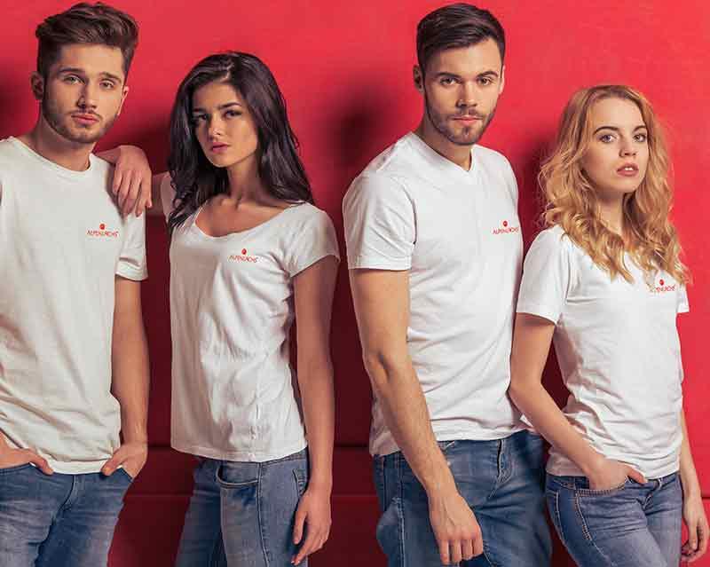 Promotionbekleidung mit T-Shirts