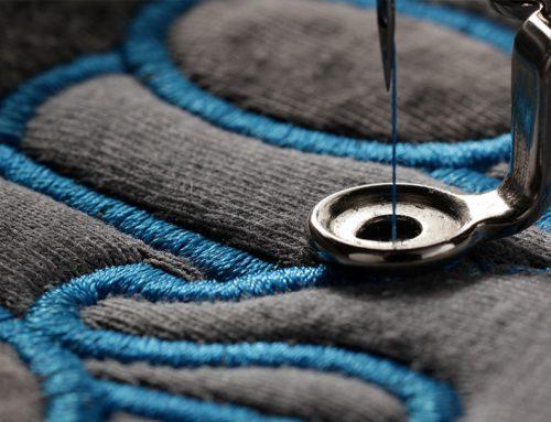 Unzählige Möglichkeiten mit Textilveredelung